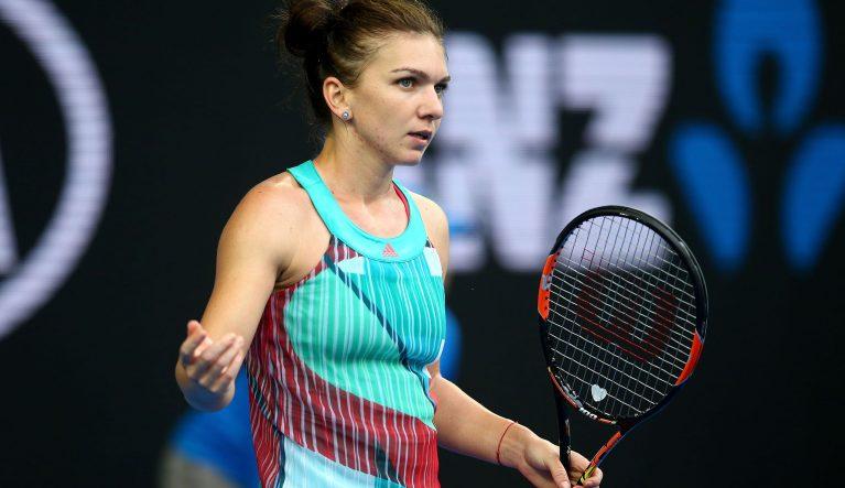 Simona Halep  Foto: Australian Open/Tennis Australia
