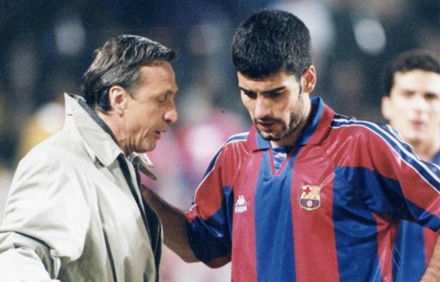 johan-cruyff-pep-guardiola