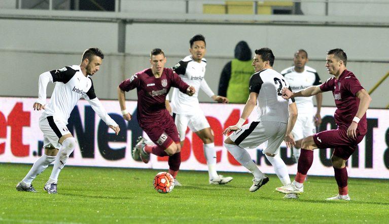 Astra Giurgiu și CFR Cluj deschid competiția internă cu Supercupa României  Foto: Răzvan Păsărică / Sport Pictures