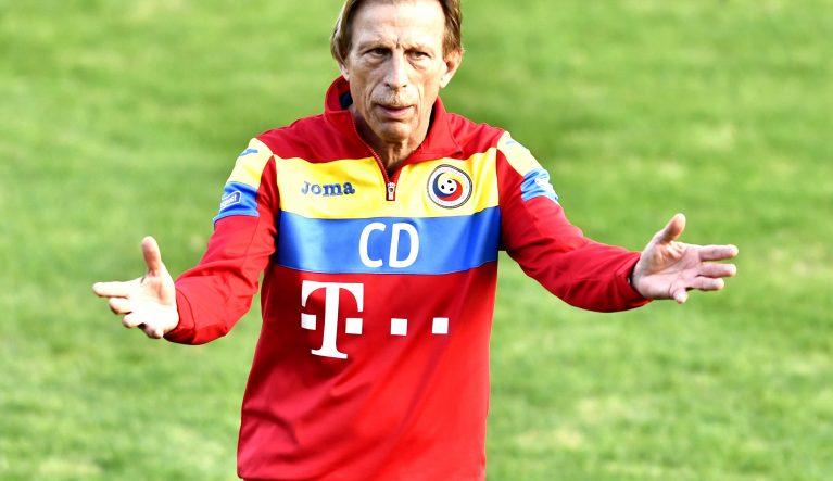 Christoph Daum. Foto: Răzvan Păsărică / Sport Pictures