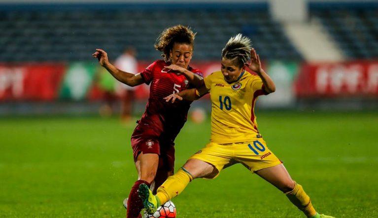 Echipa României s-a apărat impecabil la Lisabona. Foto: frf.ro