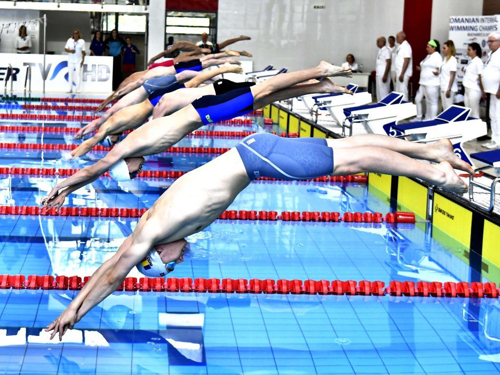 Campionatul international de inot al Romaniei disputat in bazinul Anatolie Grintescu-Dinamo din Bucuresti, vineri 26 mai 2017.Razvan Pasarica/SPORT PICTURES
