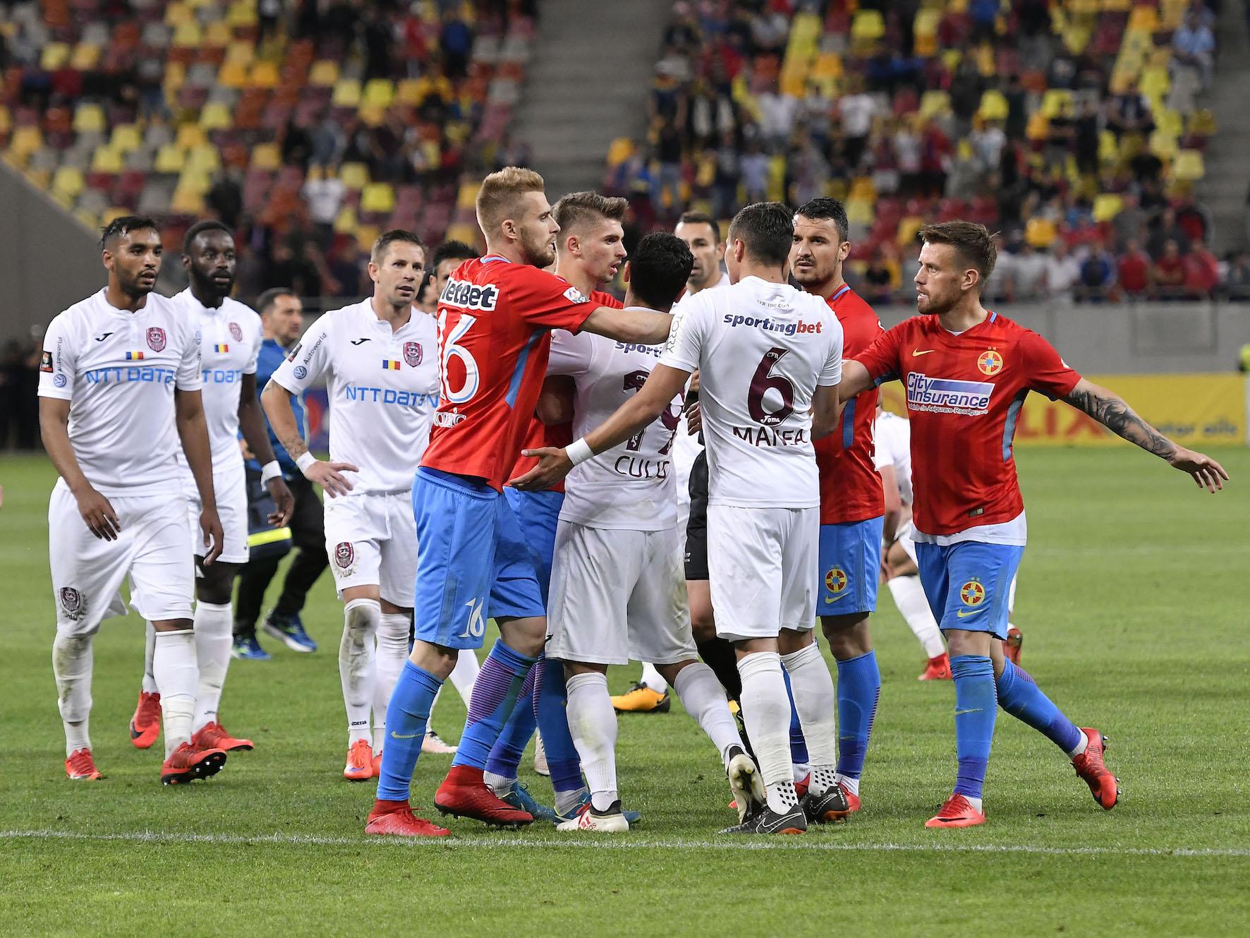 CFR Cluj - Steaua Bucharest 1-3 All Goals & Highlights 21 ... |Steaua Cfr